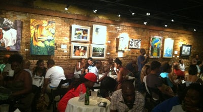 Photo of Music Venue Apache Cafe at 64 3rd St Nw, Atlanta, GA 30308, United States