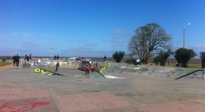Photo of Skate Park Skatepark Buceo at Rambla Pte. Charles De Gaulle, Montevideo 11300, Uruguay