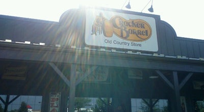 Photo of American Restaurant Cracker Barrel Old Country Store at 5770 Wilmington Pike I-675 & Wilmington Pike, Centerville, OH 45459, United States