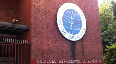 Photo of Planetarium Sociedad Astronómica de México at Mexico