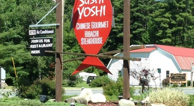 Photo of Asian Restaurant Sushi Yoshi at 1818 State Route 9, Lake George, NY 12845, United States