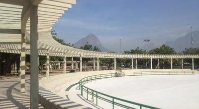 Photo of Roller Rink Parque dos Patins at Av. Borges De Medeiros, S/n, Rio de Janeiro 22470-000, Brazil