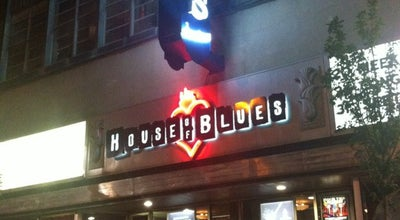 Photo of Music Venue House of Blues at 308 Euclid Ave, Cleveland, OH 44114, United States