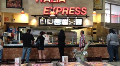 Photo of Pizza Place Italia Express at 3451 S Dogwood Rd, El Centro, CA 92243, United States