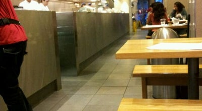 Photo of Asian Restaurant Wagamama at 7 Sunset Walk, Milton Keynes MK9 3PD, United Kingdom