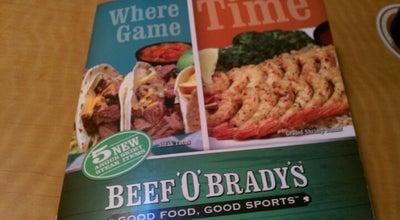 Photo of American Restaurant Beef 'O' Brady's at 1105 Taylor St, Punta Gorda, FL 33950, United States