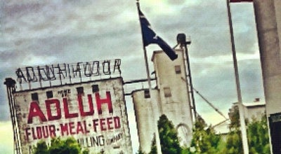 Photo of Historic Site Adluh Flour at 804 1/2 Gervais Street, Columbia, SC 29201, United States