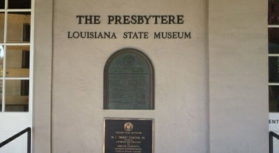 Photo of History Museum The Presbytere at 751 Place John Paul Deaux, New Orleans, LA 70116, United States