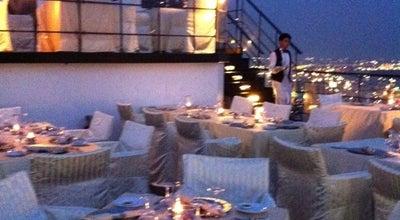 Photo of Hotel Bar Moon Bar at Banyan Tree Hotel Bangkok, Sathon 10120, Thailand