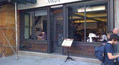 Photo of Mediterranean Restaurant Medi Wine Bar at 811 9th Ave, New York, NY 10019, United States