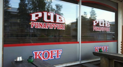 Photo of Bar Pub Punapippuri at Viirinkankaantie 9, Rovaniemi, Finland
