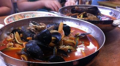 Photo of Chinese Restaurant 쌍용반점 at 내항2길 121, 군산시 573-300, South Korea