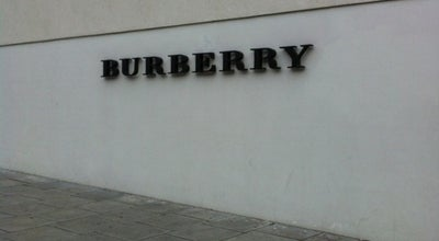 Photo of Outlet Store Burberry Factory Shop at 29-31 Chatham Pl, London E9 6LP, United Kingdom