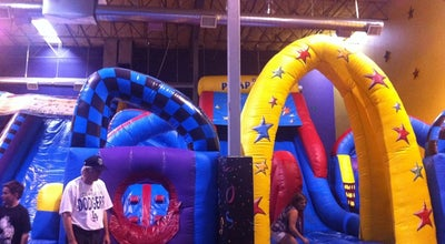 Photo of Playground Pump It Up at 3200 W Sunset Rd, Las Vegas, NV 89118, United States