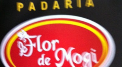 Photo of Bakery Flor de Mogi at R. Duarte De Freitas, 365, Mogi das Cruzes 08780-240, Brazil