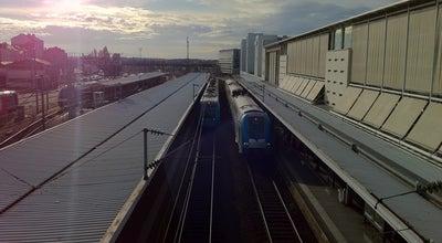 Photo of Train Station Gare SNCF d'Angers Saint-Laud at Place De La Gare, Angers 49100, France