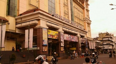 Photo of Department Store Pasar Baru Trade Center at Jalan Otto Iskandardinata No. 70, Bandung 40181, Indonesia