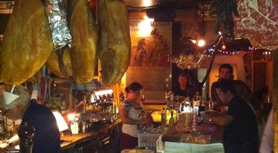 Photo of Tapas Restaurant Pata Negra at Utrechtsestraat 124, Amsterdam 1017 VT, Netherlands