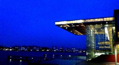 Photo of Concert Hall Muziekgebouw aan 't IJ at Piet Heinkade 1, Amsterdam 1019 BR, Netherlands