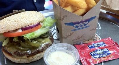 Photo of Burger Joint BurgerFuel at The Dubai Mall, Dubai دبي, United Arab Emirates