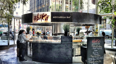 Photo of Italian Restaurant Obika at 590 Madison Ave, New York, NY 10022, United States