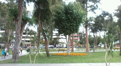 Photo of Park Parque Juan Bielovuciv (Las Ardillas) at Ca. Narciso De La Colina 100, Surco, Peru