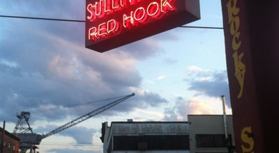 Photo of Pub Rocky Sullivan's Red Hook at 34 Van Dyke St, Brooklyn, NY 11231, United States