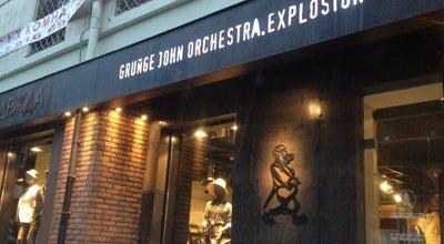 Photo of Boutique Grunge John Orchestra. Explosion at Никитский Бул., 25, Москва, Russia