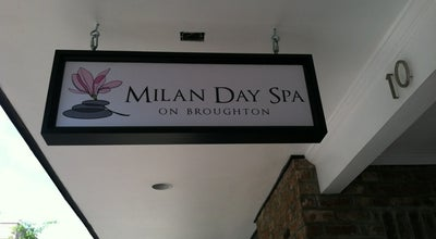 Photo of Spa Milan Day Spa at 10 E Broughton St, Savannah, GA 31401, United States