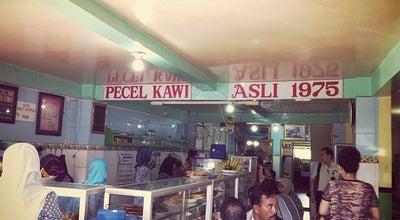 Photo of Vegetarian / Vegan Restaurant Pecel Kawi at Jl. Kawi Atas No. 43b/46, Malang, Indonesia