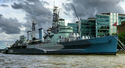 Photo of History Museum HMS Belfast at Morgan's Ln, London Bridge SE1 2JH, United Kingdom