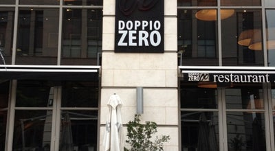 Photo of Mediterranean Restaurant Doppio Zero at Shop 18, The Firs, Rosebank 2196, South Africa