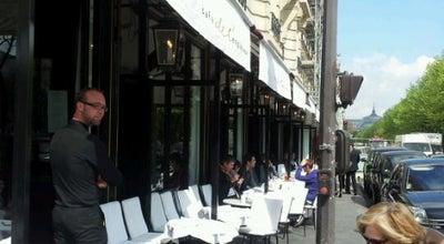 Photo of French Restaurant Le Café de l'Esplanade at 52 Rue Fabert, Paris 75007, France