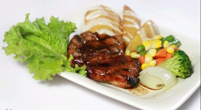 "Photo of Steakhouse MILKYMILK ""freshmilk, steak & pasta"" at Jl. Palagan Tentara Pelajar Km. 7,2, Yogyakarta, Indonesia"