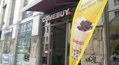 Photo of Bubble Tea Shop ComeBuy Bubble Tea at Rosenthaler Str. 31, Berlin 10178, Germany