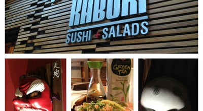 Photo of Sushi Restaurant Kabuki Sushi + Salads at Av. Leonardo Da Vinci, Plaza Lincoln, Caracas 1061, Venezuela