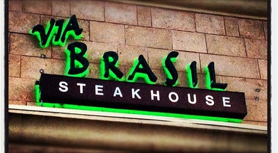 Photo of Steakhouse Via Brasil Steakhouse at 1225 S Fort Apache Rd, Las Vegas, NV 89117, United States