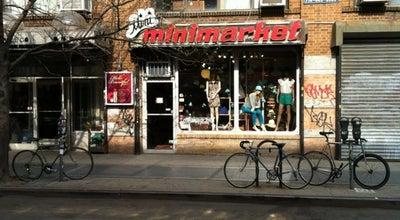 Photo of Boutique Mini Mini Market at 218 Bedford Ave, Brooklyn, NY 11249, United States