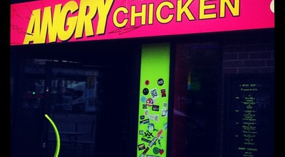 Photo of Fried Chicken Joint Angry Chicken at Skalitzer Str. 36, Berlin 10999, Germany