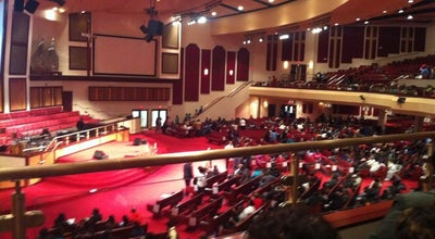 Photo of Church Enon Tabernacle Baptist Church at 2800 W Cheltenham Ave, Philadelphia, PA 19150, United States