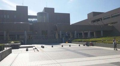 Photo of Library 三重県立図書館 at 一身田上津部田1234, 津市 514-0061, Japan
