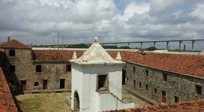 Photo of Historic Site Forte dos Reis Magos at Av. Praia Do Forte, S/n, Natal 59010-000, Brazil