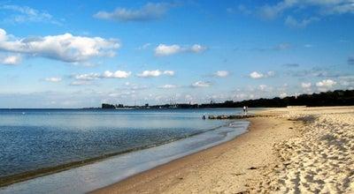 Photo of Beach Plaża Jelitkowo at Jantarowa, Gdańsk 80-347, Poland