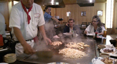 Photo of Japanese Restaurant HB Japanese Steakhouse at 9556 Fm 1960, Humble, TX 77338, United States