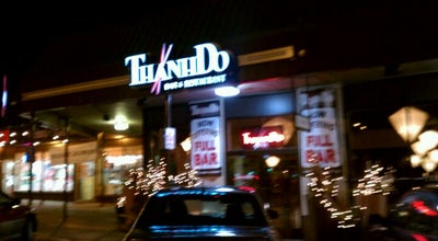 Photo of Asian Restaurant Thanh Do at 8028 Minnetonka Blvd, Saint Louis Park, MN 55426, United States