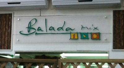 Photo of Salad Place Balada Mix at R. Aníbal De Mendonça, 31, Rio de Janeiro 22410-050, Brazil