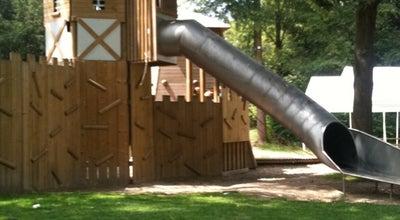 Photo of Playground Speelpark de Splinter at Rode Kruislaan 2, Eindhoven 5628 GM, Netherlands