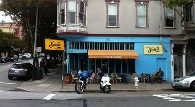 Photo of Cafe Le Café du Soleil at 200 Fillmore St, San Francisco, CA 94117, United States