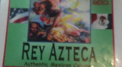 Photo of Mexican Restaurant Rey Azteca Mexican Restaurant at 780 N Center Ave, Somerset, PA 15501, United States