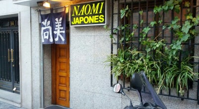 Photo of Japanese Restaurant Naomi Japonés at C. De Ávila, 14, Madrid 28020, Spain